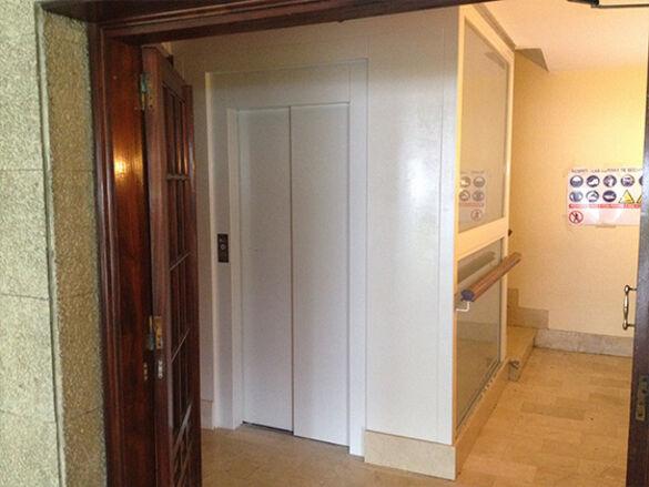 Plan autoprotección ascensor zarautz