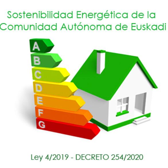 Decreto 254/2020 que desarrolla la Ley 4/2019 de sostenibilidad energética